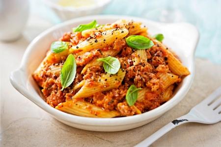 pasta with sweet italian sausage